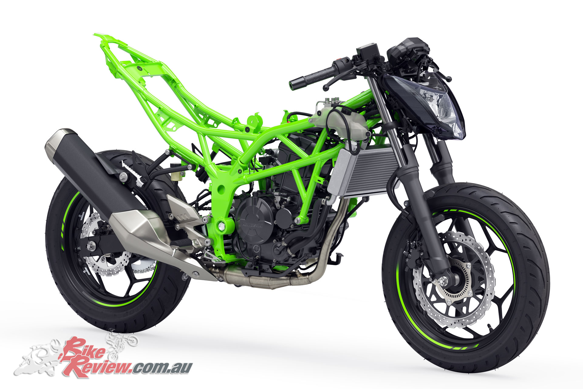 New Model 2019 Kawasaki Z125 Ninja 125 Bike Review