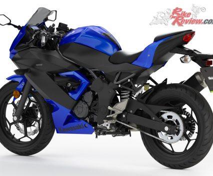 2019 Kawasaki Ninja 125