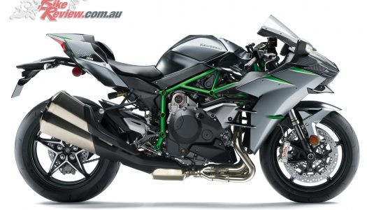 Model Update: 2019 Kawasaki H2, H2R, H2 Carbon