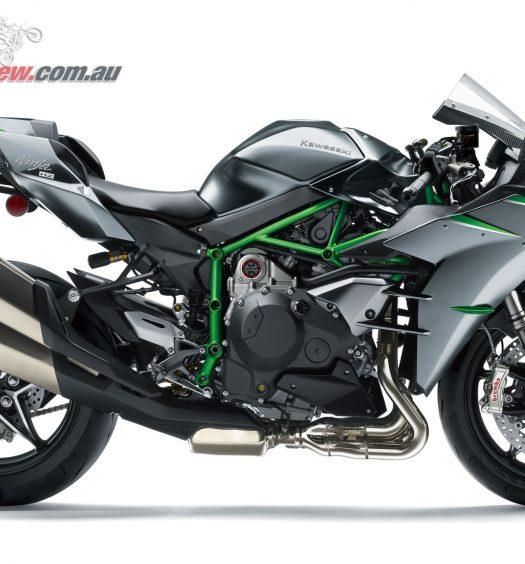 2019 Kawasaki Ninja H2 Carbon edition