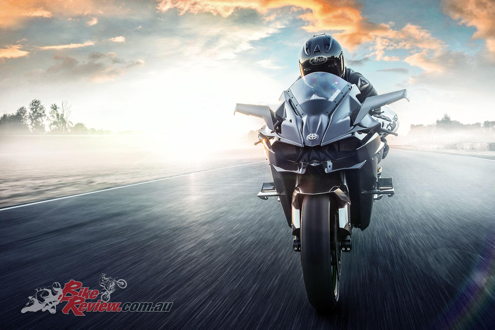 2019 Kawasaki Ninja H2R