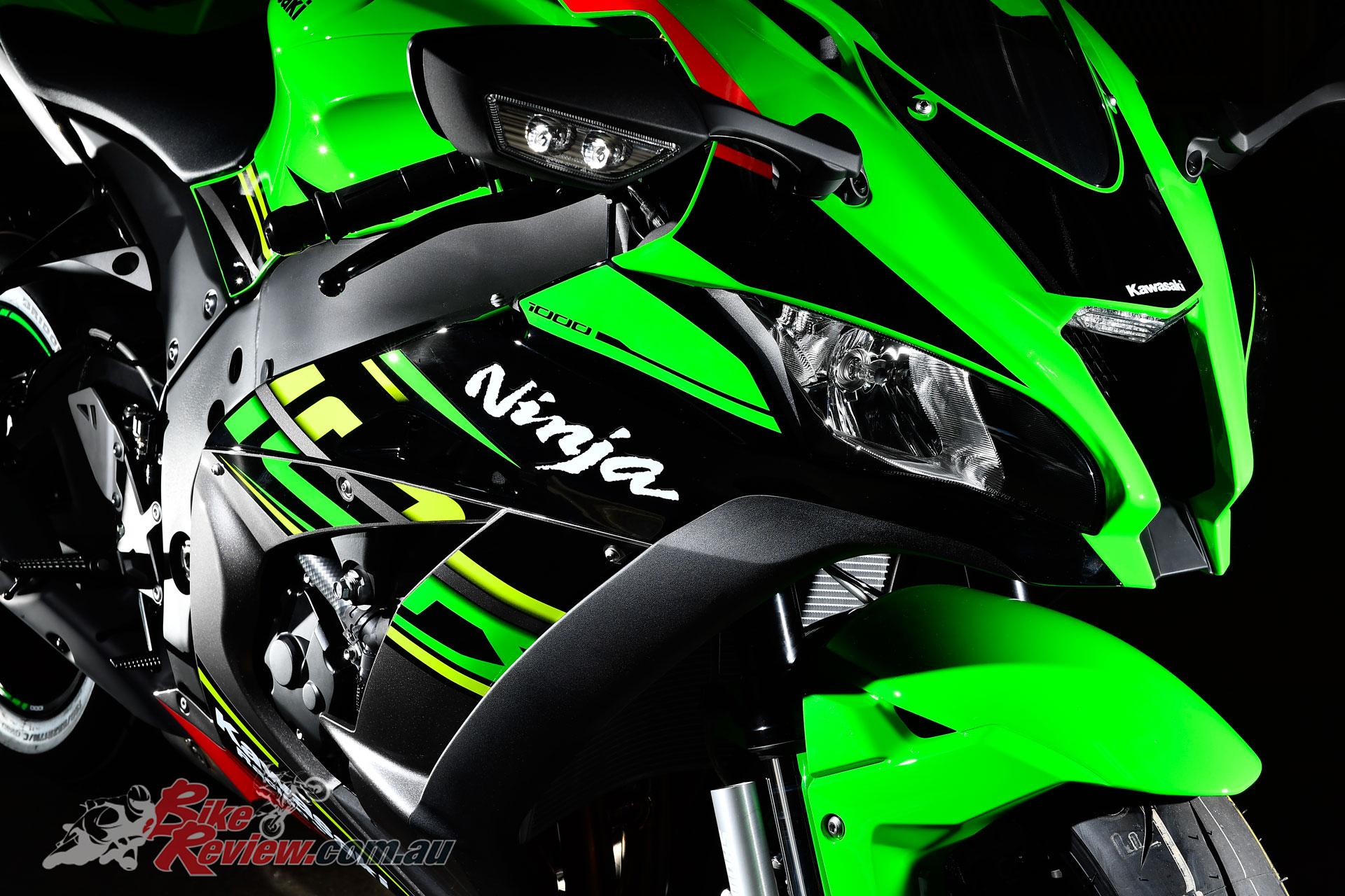 Model Update: 2019 Kawasaki Ninja ZX-10R, ZX-10RR, ZX-10R SE