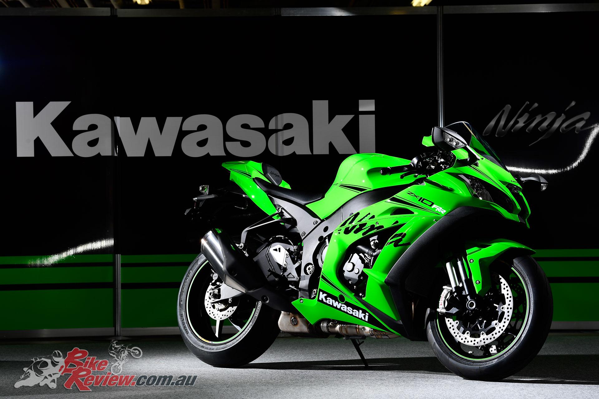 Model Update 2019 Kawasaki Ninja Zx 10r Zx 10rr Zx 10r Se Bike