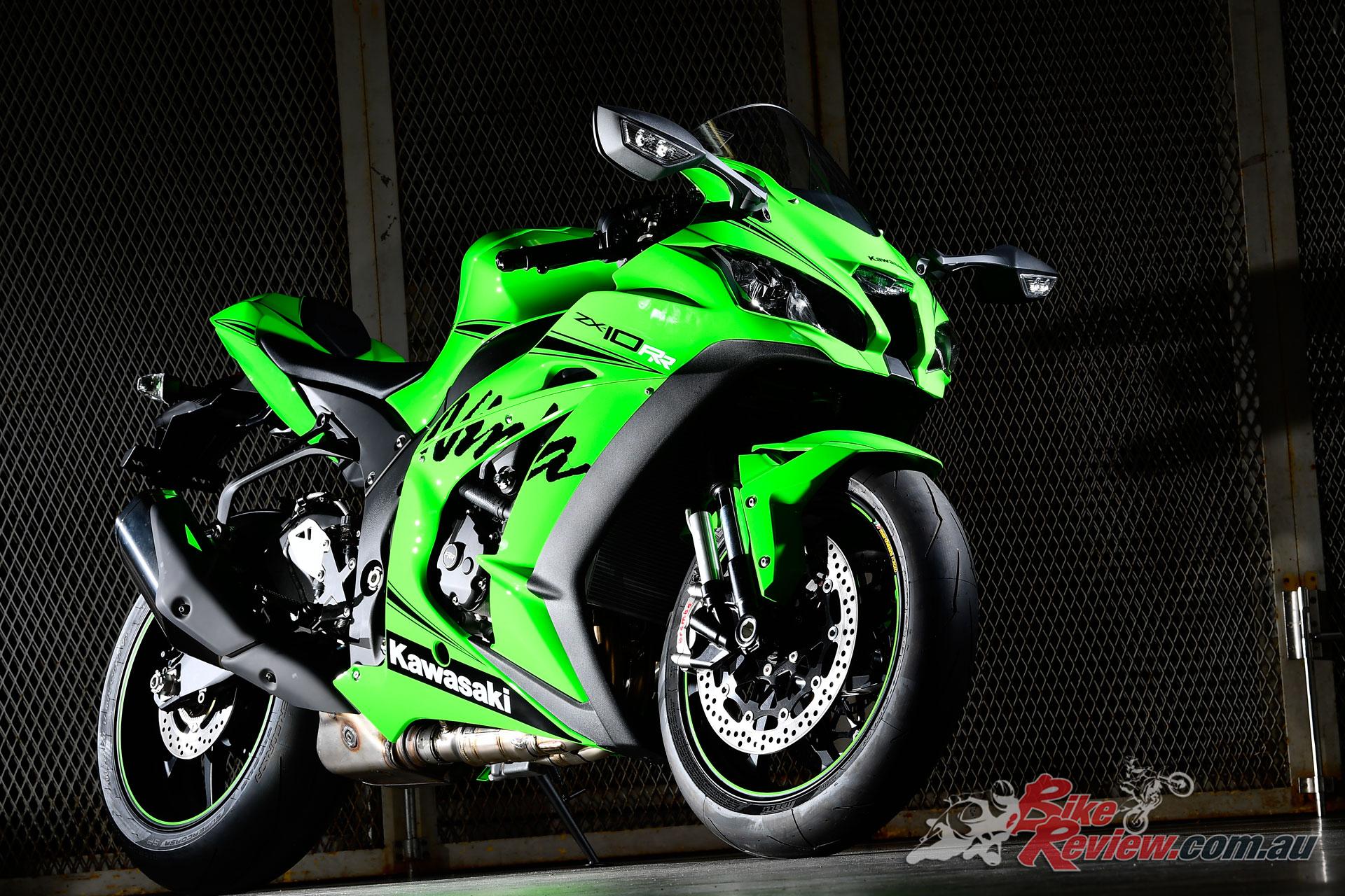 Kawasaki Ninja Zx  Review
