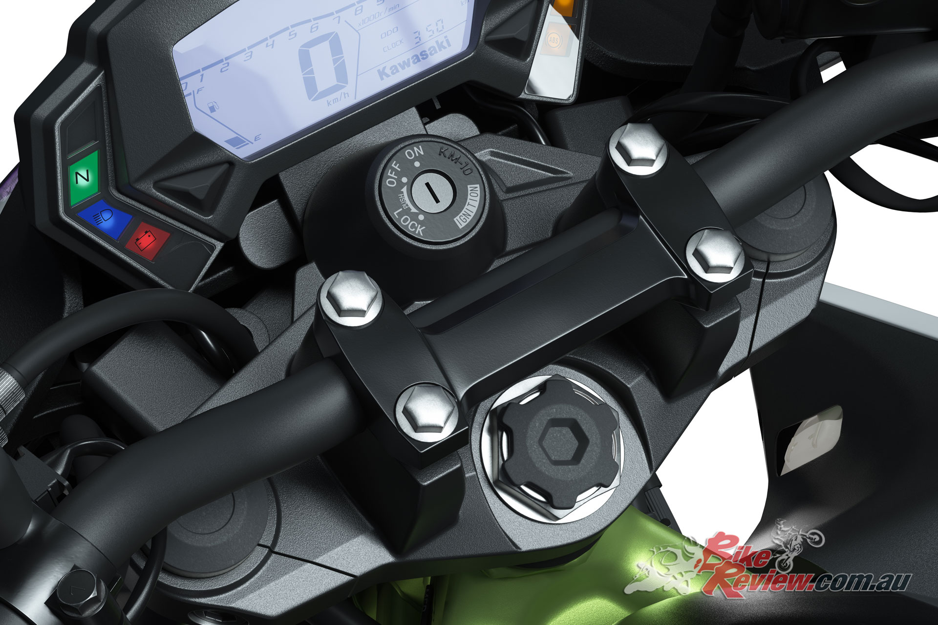 2019 Kawasaki Z125 - Electric Start