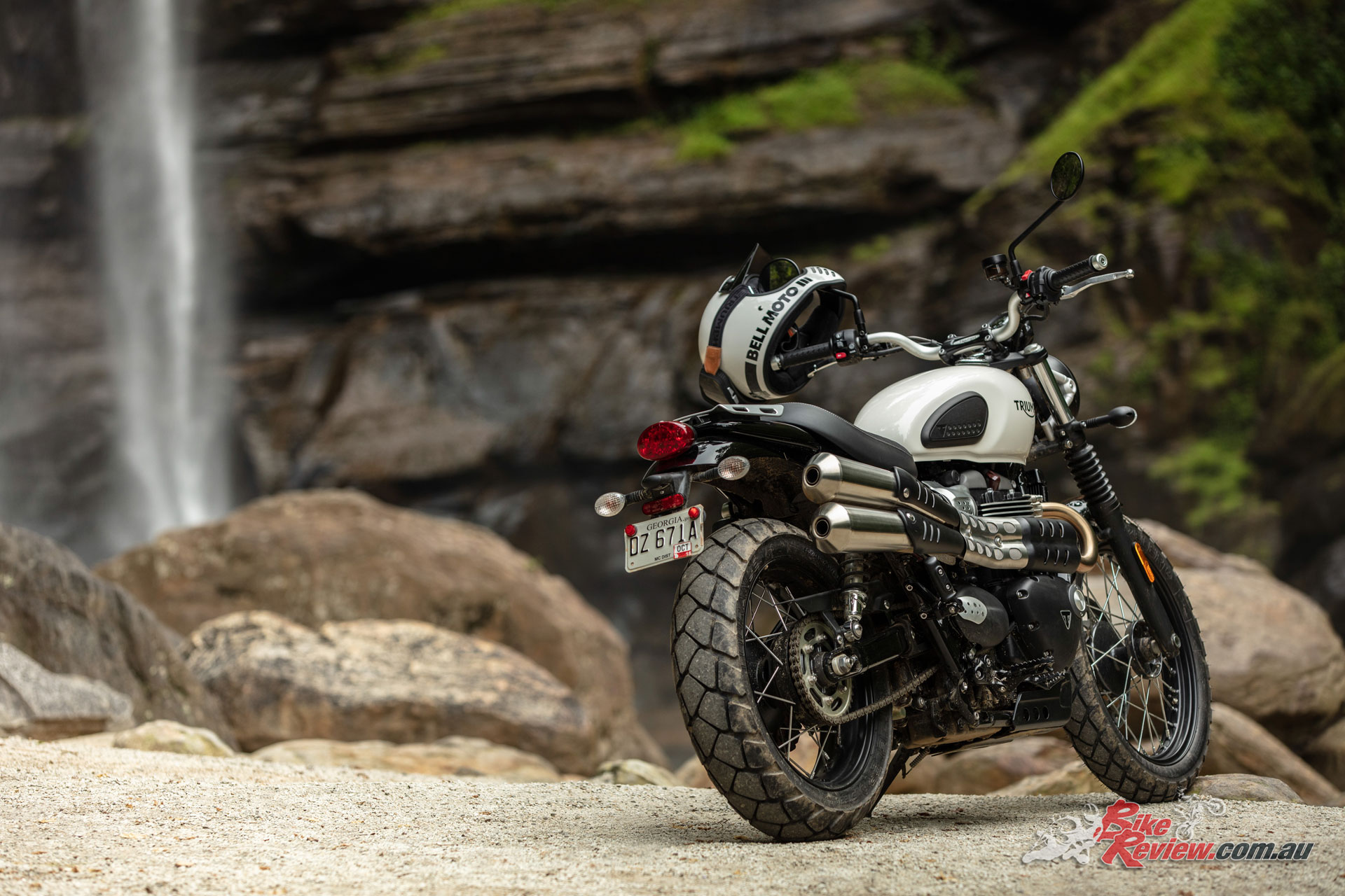 Model Update 2019 Triumph Street Scrambler Bike Review