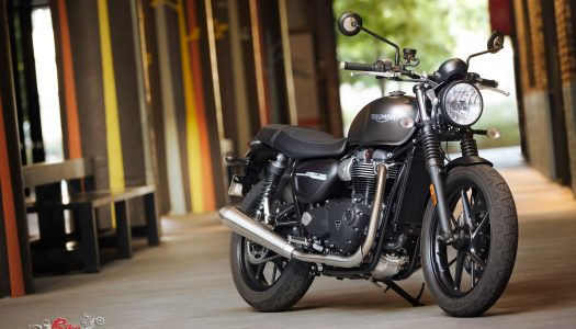 Model Update: 2019 Triumph Street Twin