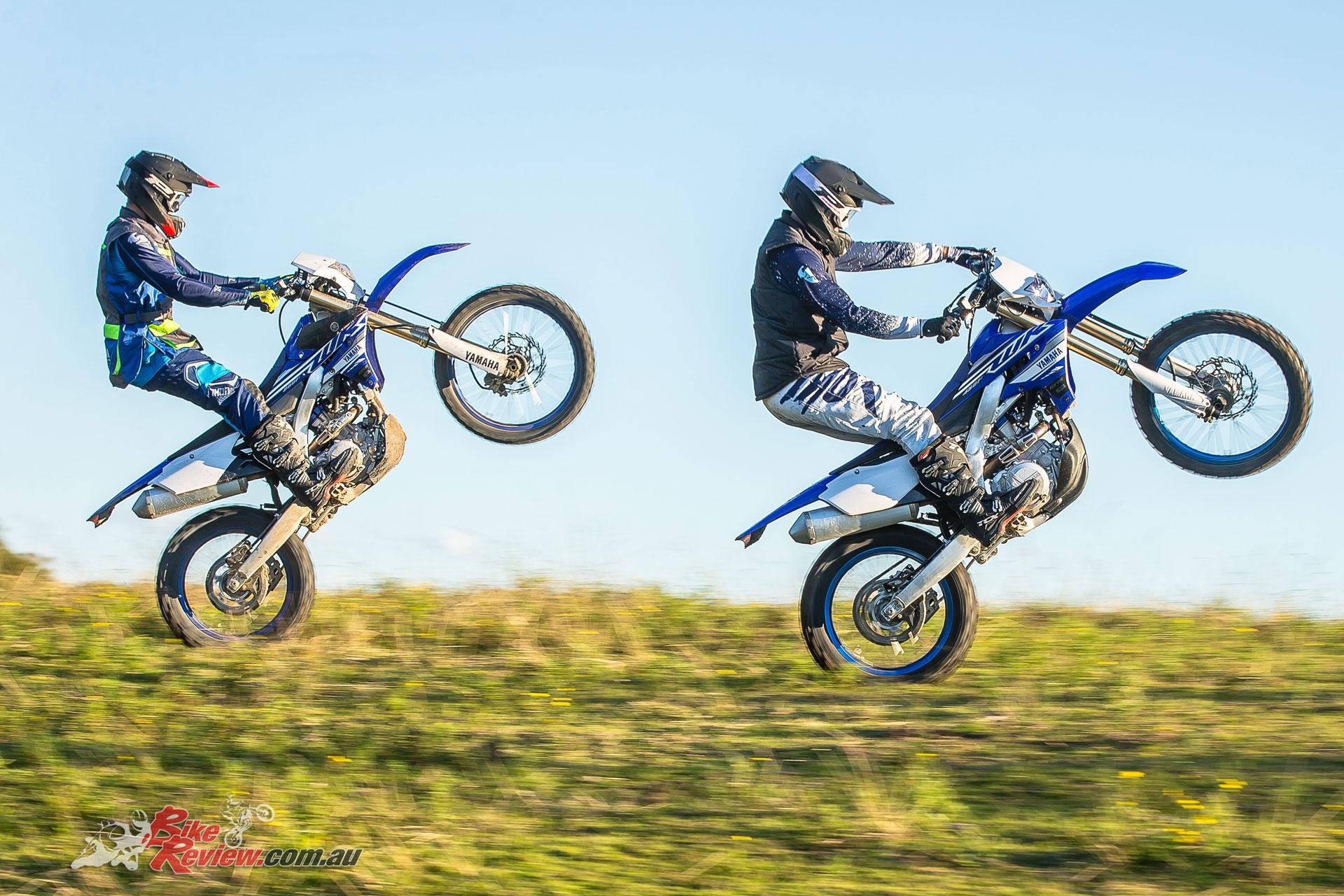 All Yamaha Dirt Bike Models