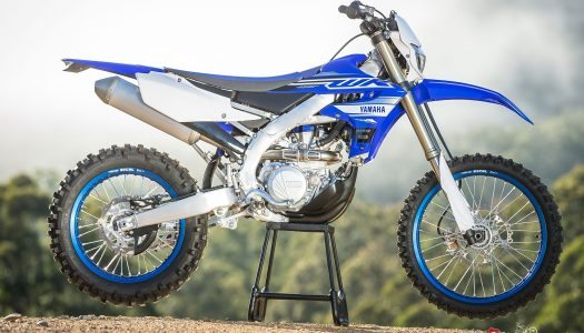 Model Update: 2019 Yamaha WR450F