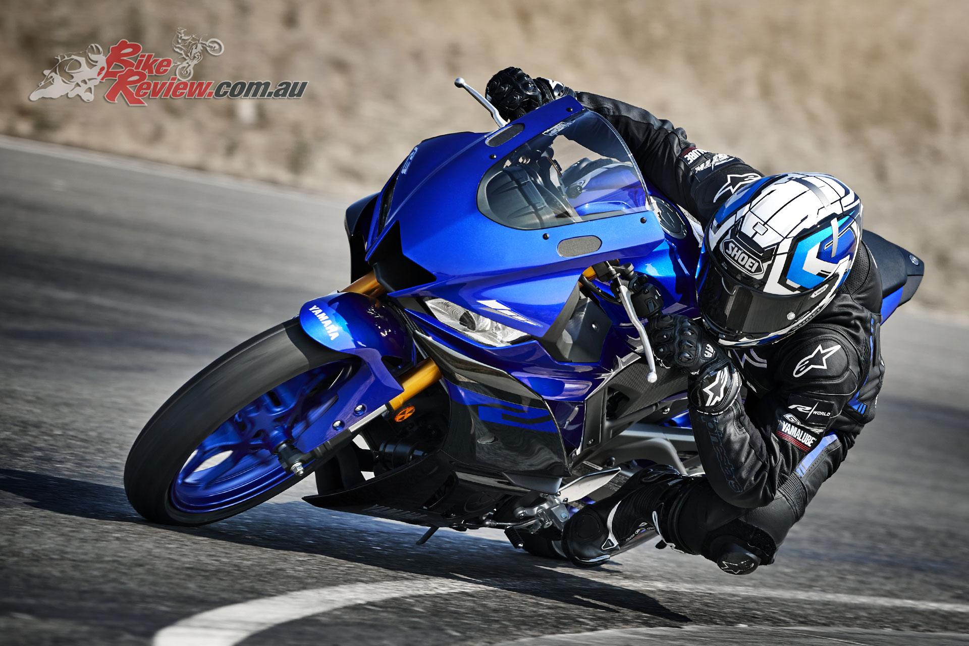Model Update 2019 Yamaha Yzf R3 Lams Bike Review