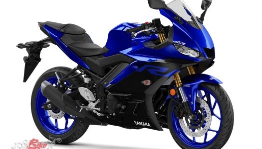 Model Update: 2019 Yamaha YZF-R3 LAMS