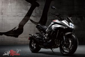 2020 Suzuki GSX-S1000S Katana
