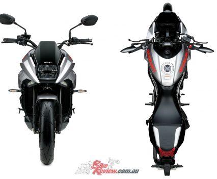 2020 Suzuki Katana GSX-S1000S