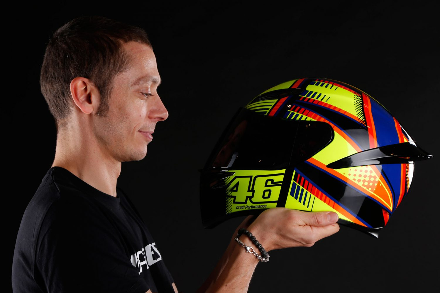 AGV & Link International have announced the new K-1 Helmet
