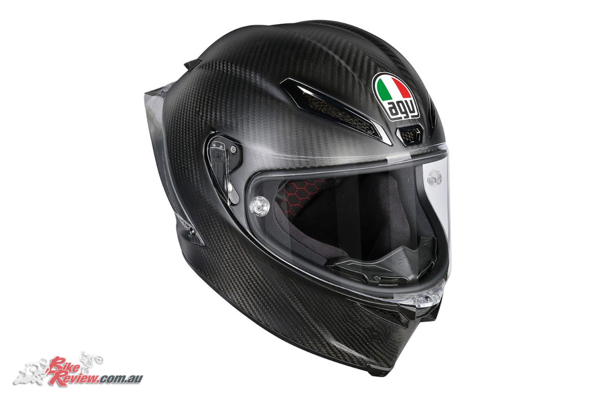 The AGV Pista GP R Helmet