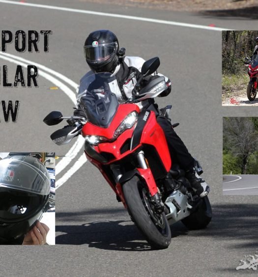 AGV Sport Modular Review