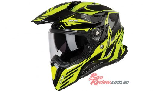 New Product: Airoh Commander Adventure Helmet