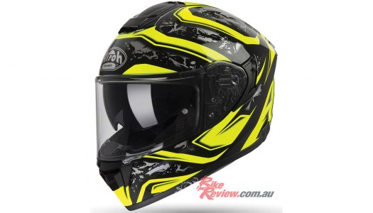 New Product: Airoh ST501 Sports Touring Helmet