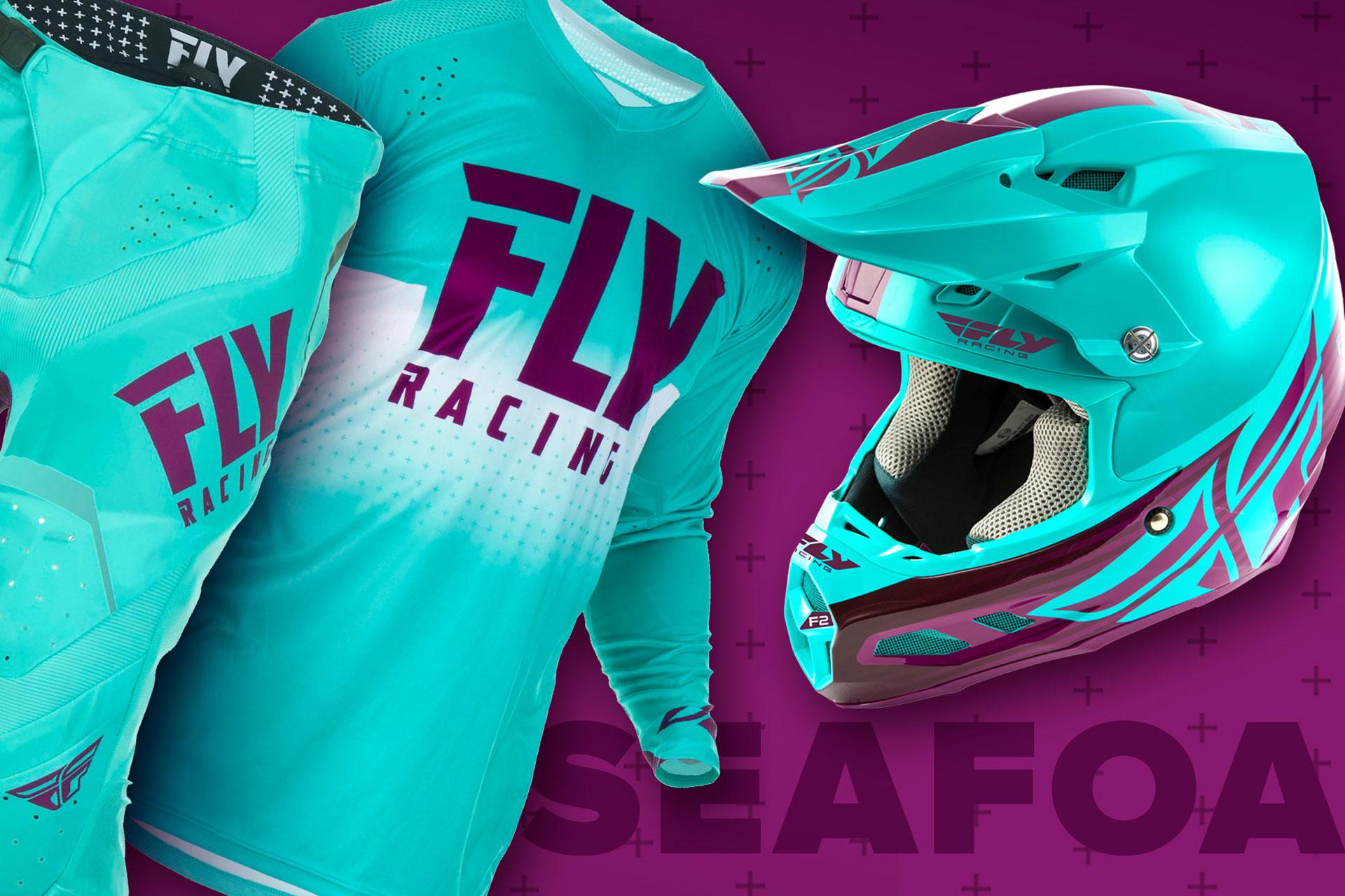 Fly Racing's 2019 Lite Hydrogen Racewear