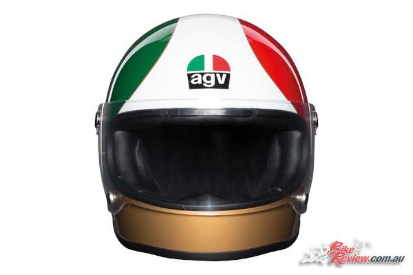 Limited Edition AGV X3000 AgostiniLimited Edition AGV X3000 Agostini