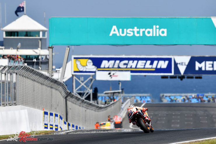 MotoGP returns to Phillip Island this weekend