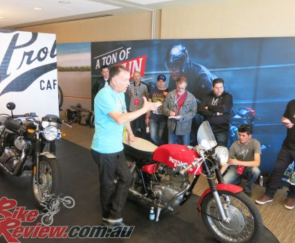 Royal Enfield Interceptor 650 & Continental GT 650 Launch