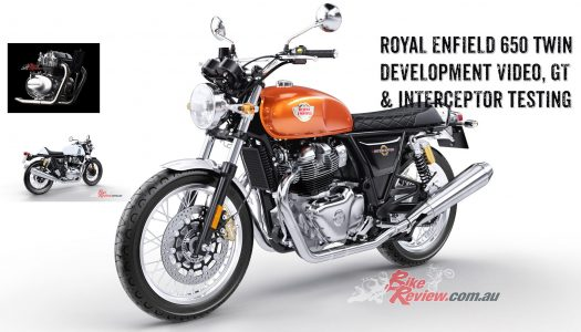 Royal Enfield Continental GT & Interceptor 650 Twins Development Video & Launch Gallery
