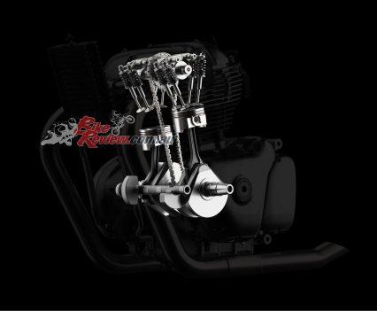 Royal Enfield 650 Cont GT Interceptor 650 BikeReview (27)