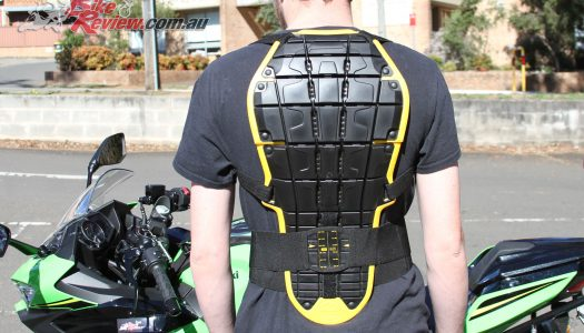 Gear Review: Spidi Back Warrior EVO Back Protector
