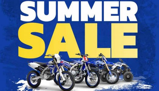 Yamaha announce Summer Savings till Dec 31, 2018