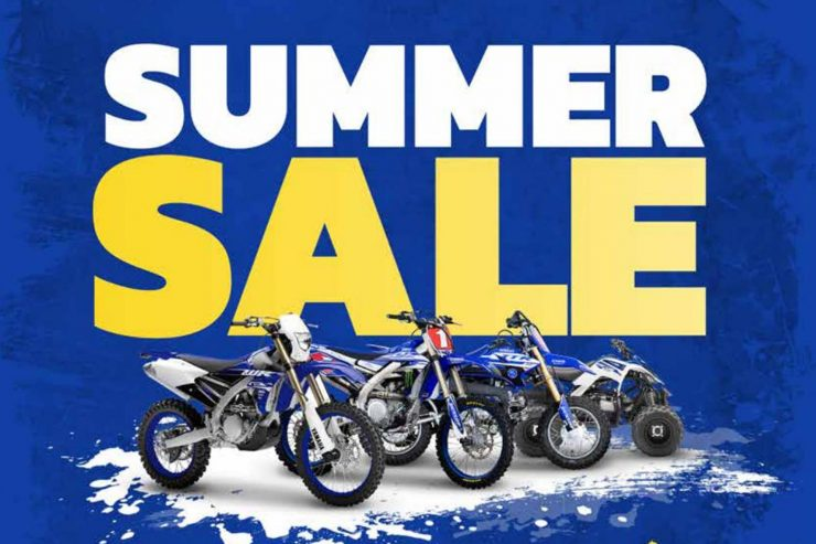 Yamaha 2018 Summer Savings deals now available until December 31, 2018