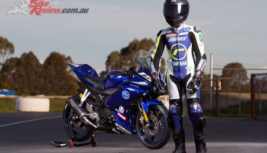 Ricondi to provide bLU cRU Oceania Rookies Cup leathers