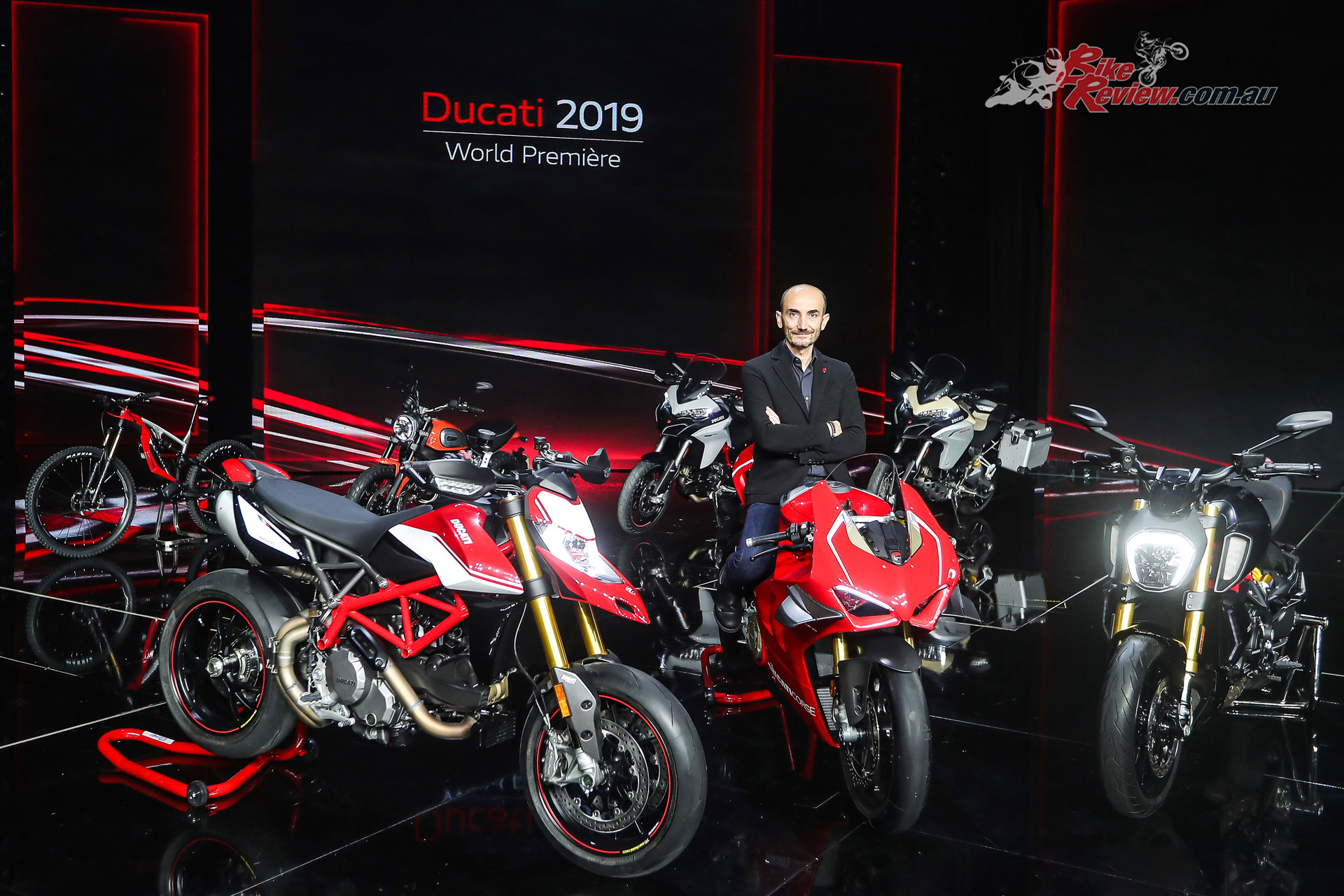 Ducati World Première 2019