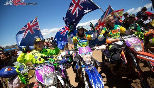 Australia takes sixth straight Women's World ISDE Title