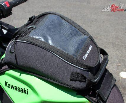 Kawasaki Genuine Tank Bag
