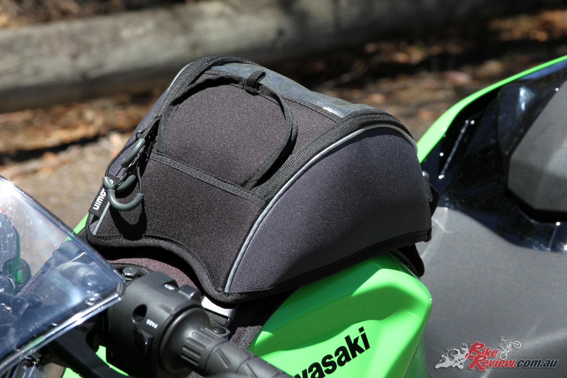 Kawasaki Genuine Tank Bag