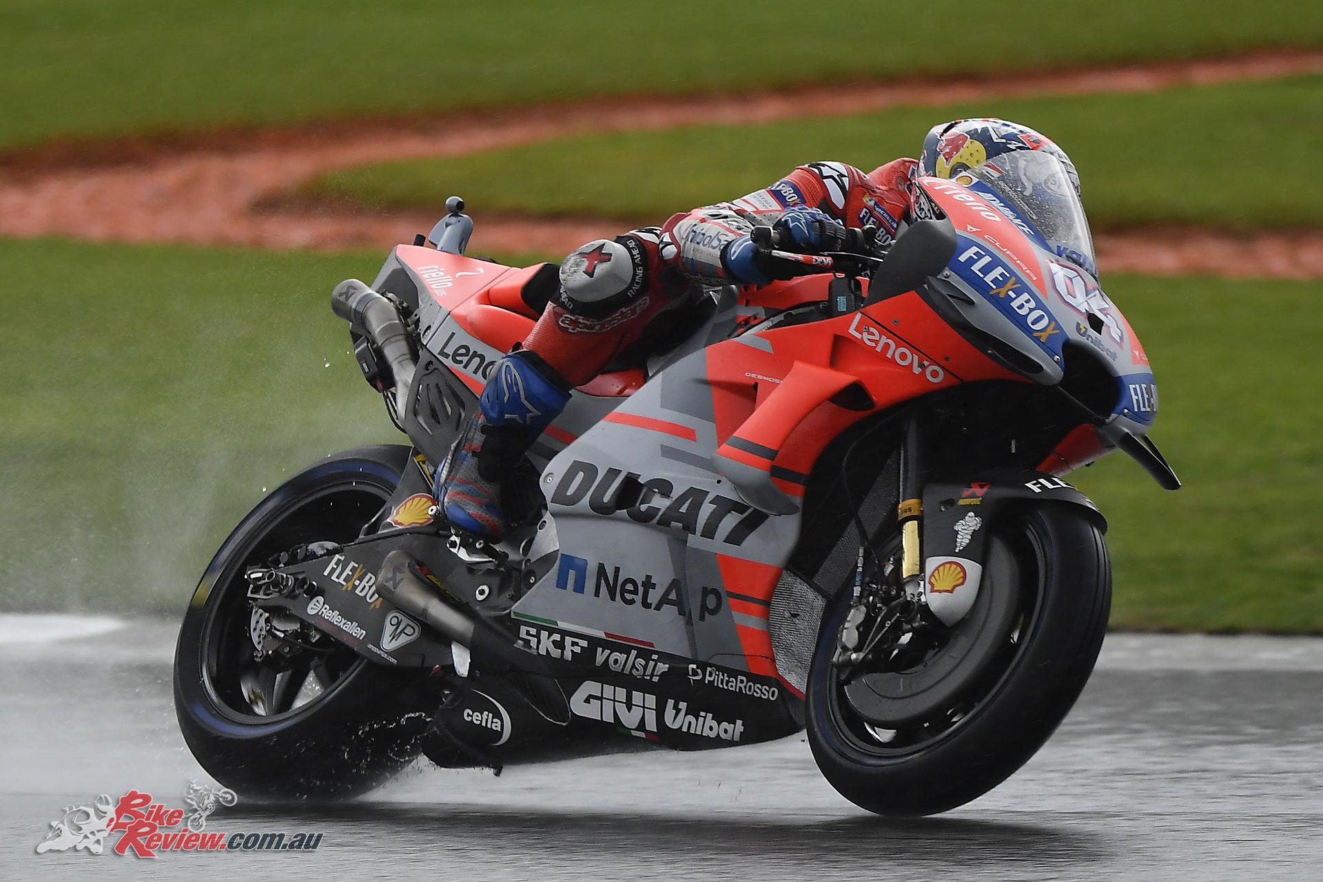 Andrea Dovizioso - 2018 MotoGP Valencia