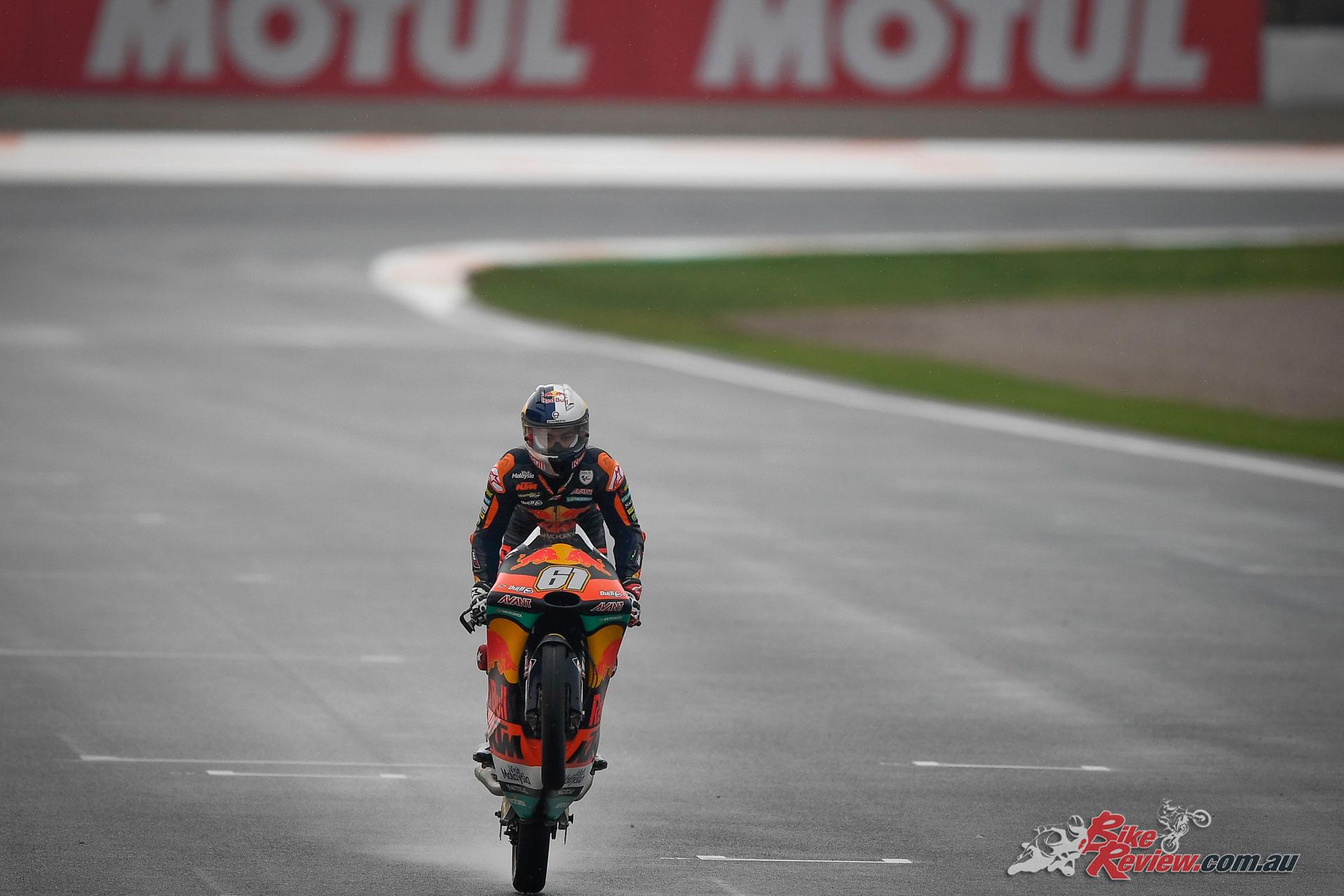 Can Oncu - 2018 MotoGP Valencia