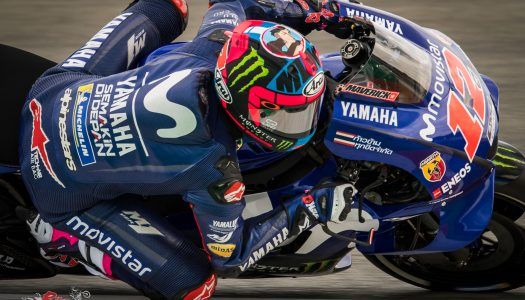 Vinales closes out Valencia test on top – Day 2