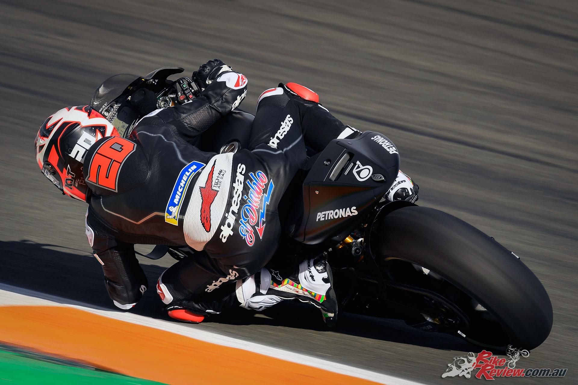 Fabio Quartararo - Valencia MotoGP Test