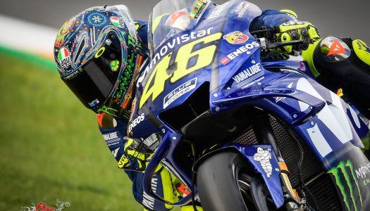 MotoGP 2019 testing kicks off at Valencia Day 1