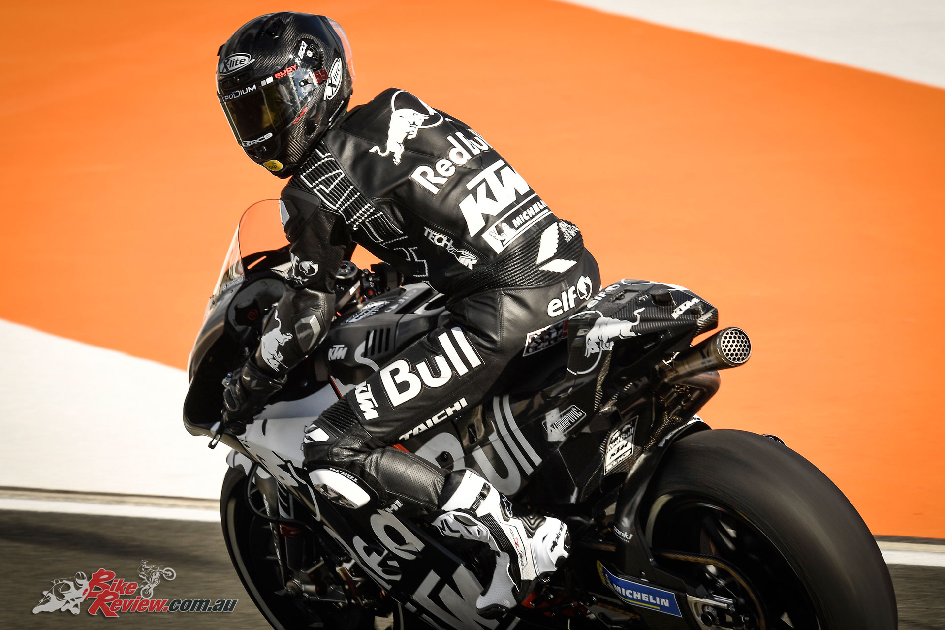 Hafizh Syahrin - Valencia MotoGP Test