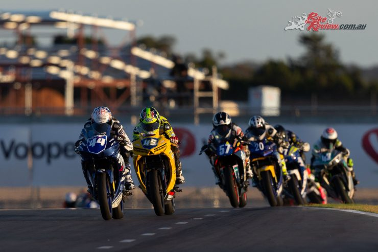 ASBK returns in 2019 with the calendar just announced