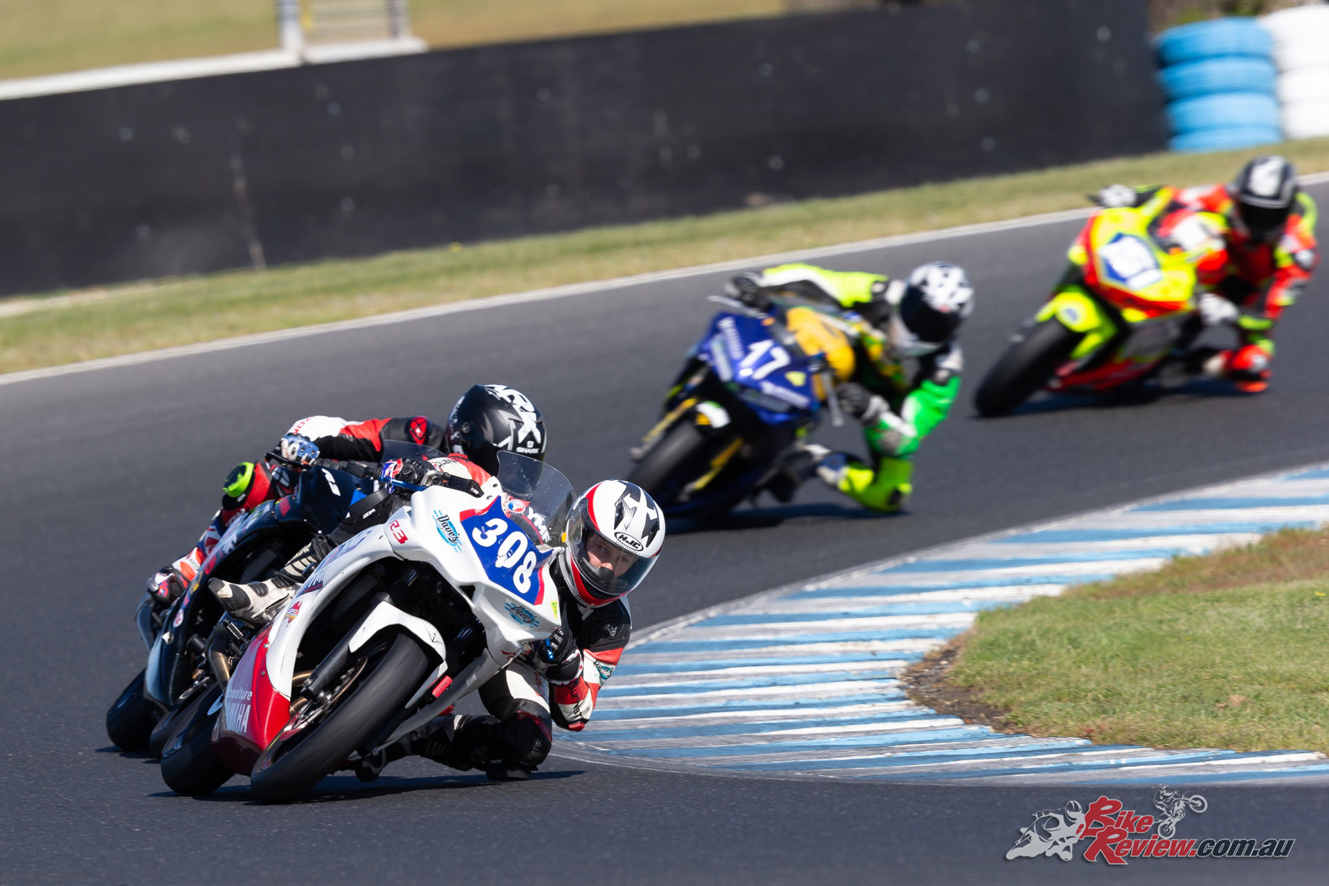 ASBK returns in 2019 with the calendar just announced - Image by TBG