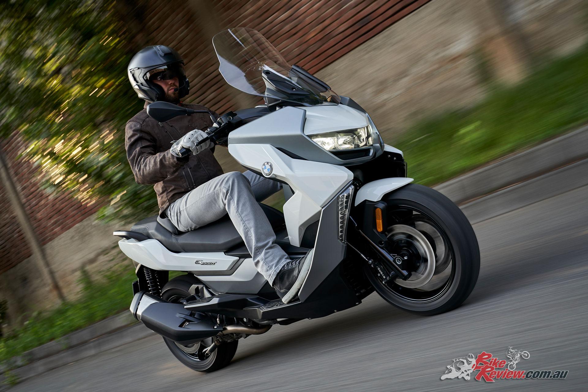 new model bmw c 400 gt scooter bike review. Black Bedroom Furniture Sets. Home Design Ideas