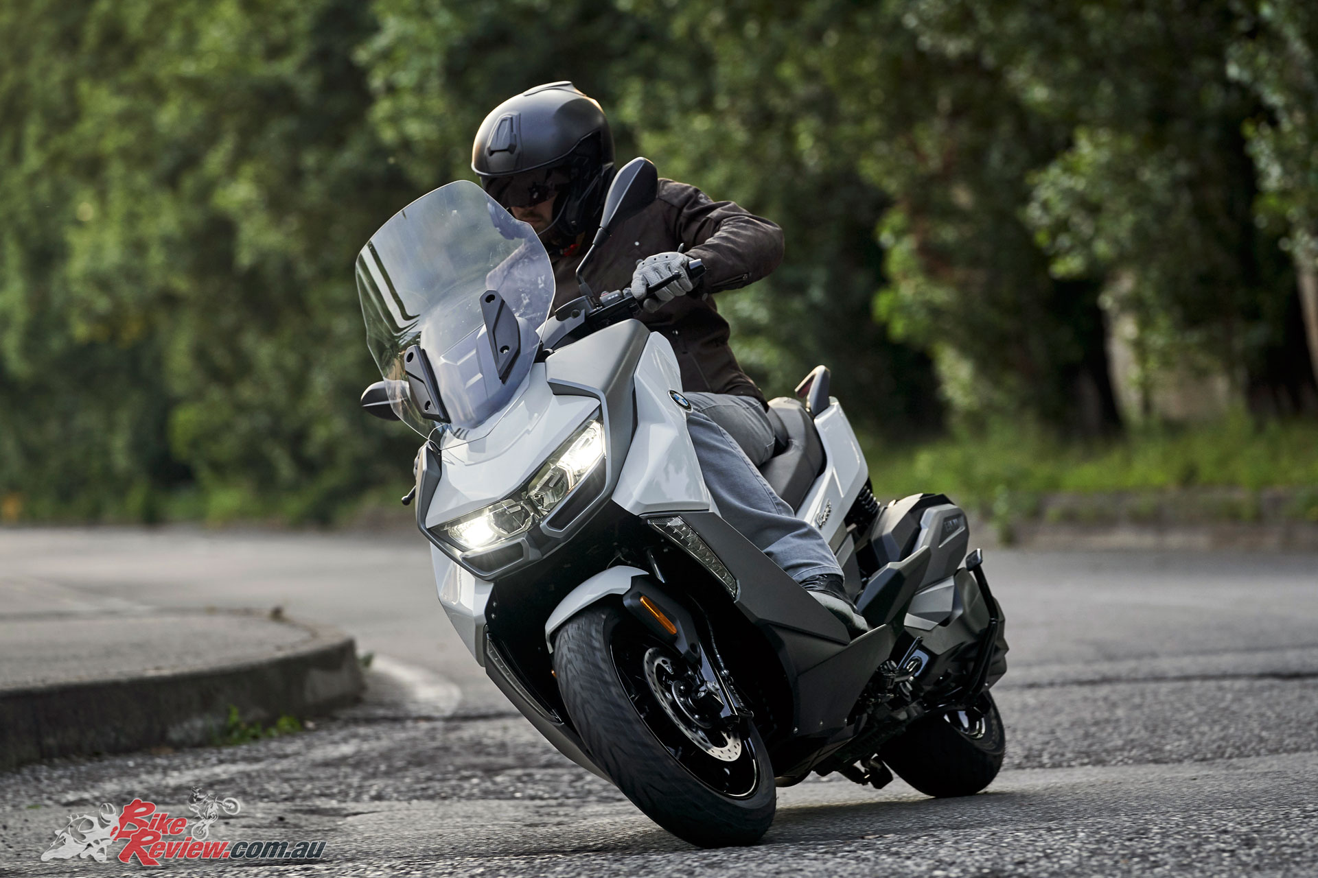 New Model: BMW C 400 GT Scooter - Bike Review