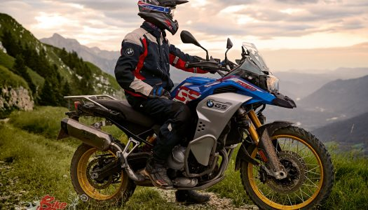 New Model: 2019 BMW F 850 GS Adventure