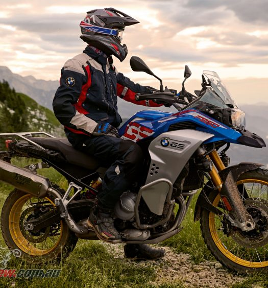BMW announce the 2019 F 850 GS 'Adventure' edition