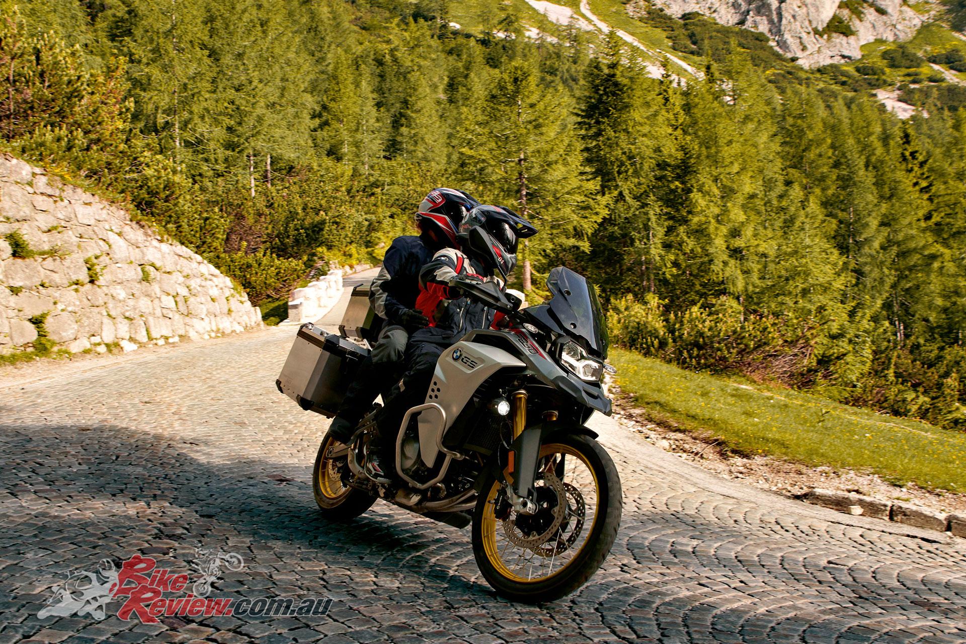 New Model 2019 Bmw F 850 Gs Adventure Bike Review