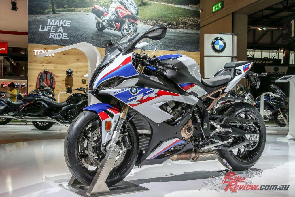 2019 BMW S 1000 RR